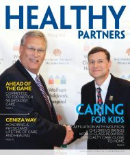caring - Southeast Georgia Health System