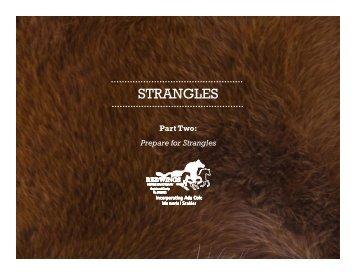 Preparing for Strangles (PDF) - Redwings