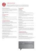 Produktblad - Hemförsäkring - Moderna Försäkringar - Page 3