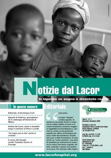 Notizie_dal_Lacor_2005_nov_dic.pdf - Fondazione Corti