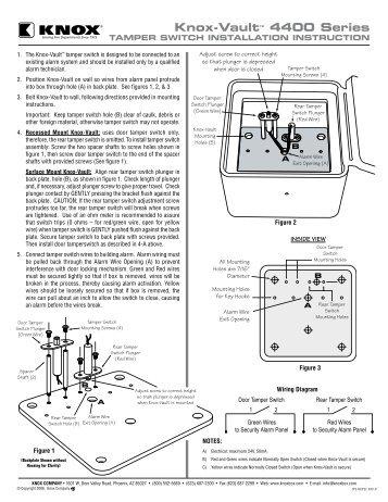knox box 3b wiring diagram wiring diagram structure Genie Wiring Diagram