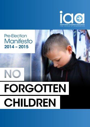 IAA-Pre-Election-Manifesto