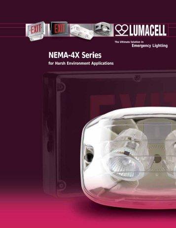 NEMA-4X Series - Lumacell