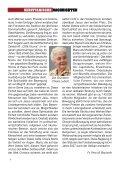 SERVITANISCHE NACHRICHTEN Nr. 3/2012, 38. Jahrgang - Page 6