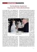 SERVITANISCHE NACHRICHTEN Nr. 3/2012, 38. Jahrgang - Page 7