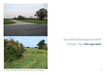 Chapter 2 Development Brief 16.07.12 - Mid Suffolk District Council