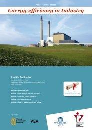 Energy-efficiency in Industry - Instituut voor Permanente Vorming
