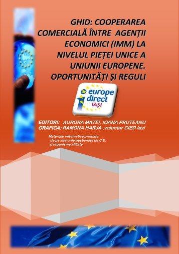 ghid: cooperarea comercială între agenții ... - Europe Direct Iasi