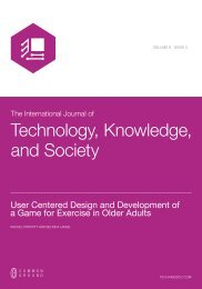 User Centered Design and Development of a Game for Exercise in ...
