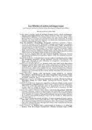 M. Cahen, F. Guichard & R. Iselin - Lusotopie