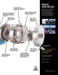 200MS Series Multistage Centrifugal Pumps Brochure - Liquidyne - Page 3