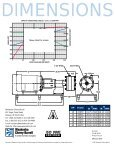 200MS Series Multistage Centrifugal Pumps Brochure - Liquidyne - Page 4