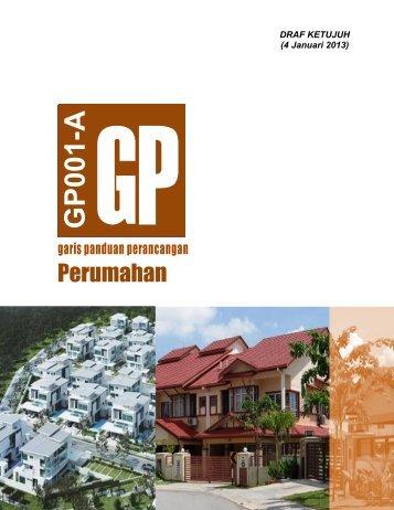 Laporan Draf Garis Panduan - JPBD