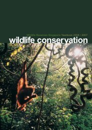 an all-encompassing experience - Wildlife Reserves Singapore