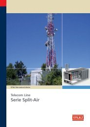 Serie Split-Air - Stulz GmbH