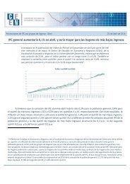 Informe Abril 2013 - Facultad de Economía y Negocios UDD ...