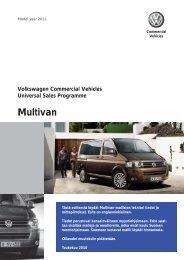 Multivan - Volkswagen