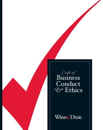 Code of Business Conduct & Ethics - Thecorporatelibrary.net
