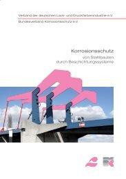 Korrosionsschutz - VdL Verband der Lackindustrie e.V.