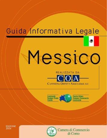 Messico CO - Camera di Commercio
