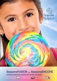 2013-2014 Catalogue SeasonsFUSION and ... - MediaCom