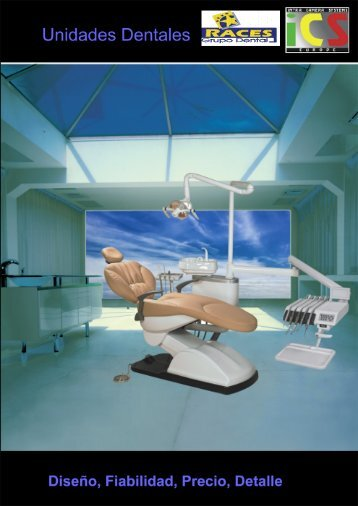 Catálogo de Equipos Dentales - races grupo dental