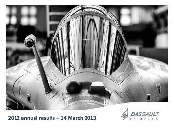 falcon - Dassault Aviation