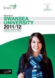 SWANSEA UNIVERSITY 2011/12 - Navitas