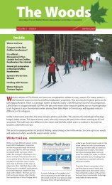 The Woods - Toronto and Region Conservation Authority