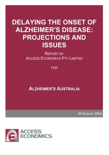 the characteristics and challenges of the alzheimers disease Alzheimer's disease and caregiving alzheimer ' s disease poses real challenges for both the person diagnosed with ad and to those who assume caregiving.