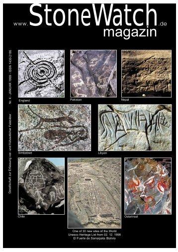petroglyphen im valle del encanto - StoneWatch