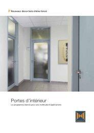 Portes d'intérieur - Hoermann.ch