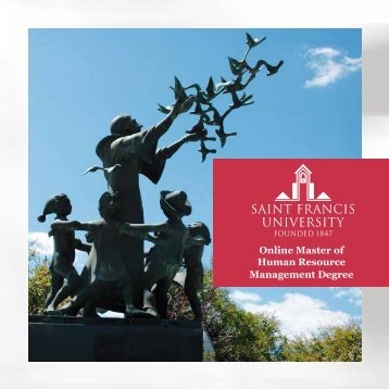 Download Brochure - Master of Human Resource Management