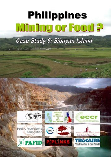 Philippines Mining or Food Case Study 6 v2 - Philippine Indigenous ...