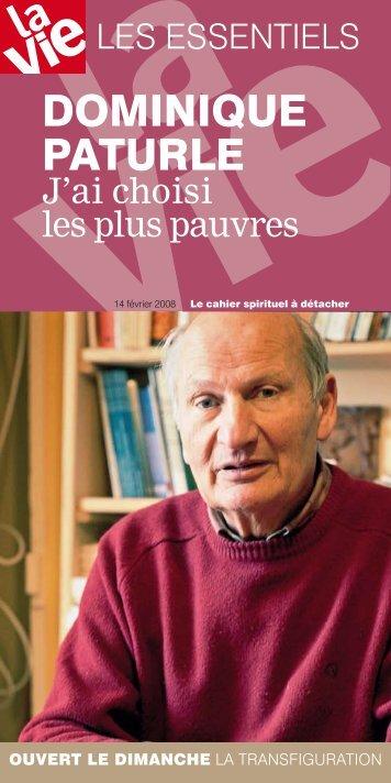 Dominique Paturle - Joseph Wresinski