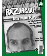 issue #04 pdf - Razorcake