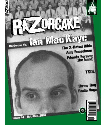 issue #04 pdf - Razorcake