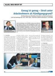 Artikel ZVinfo 09/09 - Zentralverband Öffentliches Personal Schweiz