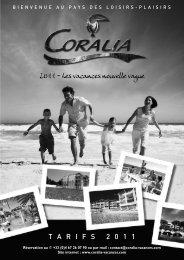Appartement 2 pièces - Coralia