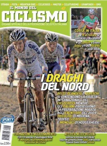 Passerella di campioni - Federazione Ciclistica Italiana