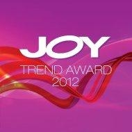 TREND AWARD 2012