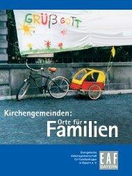 Kirchengemeinden - Orte für Familien: Checkliste - Evangelische ...