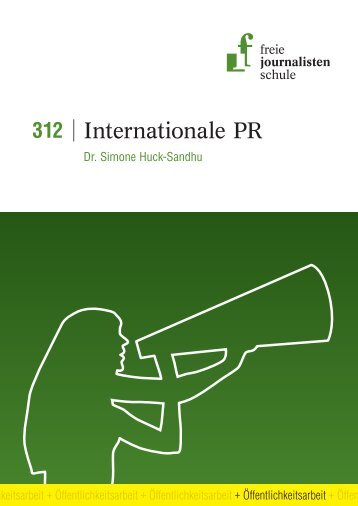 Internationale PR - Freie Journalistenschule