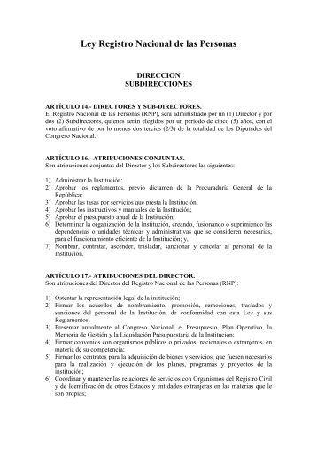 atribuciones-por-uni.. - Registro Nacional de las Personas