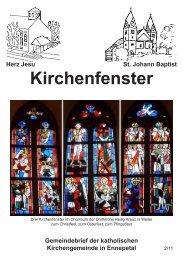 Kirchenfenster - Herz Jesu in Ennepetal