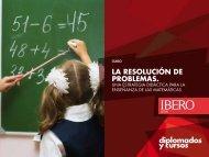 la resolución de problemas. - Universidad Iberoamericana León