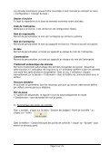 Guide de l'utilisateur - Logiciel PATROL - iMotion Sécurité - Page 6