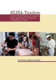 ELISA-Tandem - Integration und Migration in Thüringen