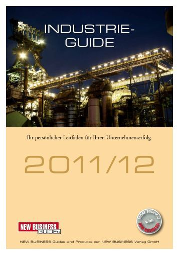 INdustrIe- guIde