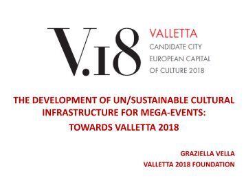 valletta 2018 - UNEECC